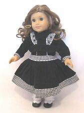 "Doll Clothes Fit AG 18"" Dress Rebecca Victorian Made To Fit American Girl Dolls"