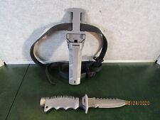 ScubaMax Titanium Knife