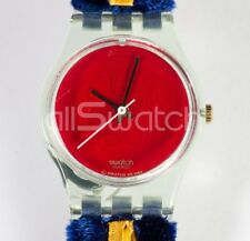 Swatch Standards Lady - LG114 - Cord On Bleu - Nuovo