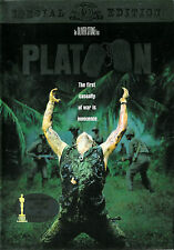 Platoon ~ Charlie Sheen Tom Berenger ~ Special Edition DVD ~ FREE Shipping USA