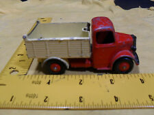 Vintage Dinky Bedford End Tipper Truck Die Cast Toy