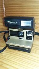 Vintage Polaroid Sun 600 SE Gold 50th Anniversary Instant Film Camera 1937-1987