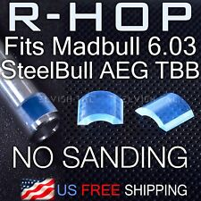 RHOP Fit Mad Bull SteelBull 6.03mm Airsoft Tightbore TBB Barrel NO Sanding R Hop