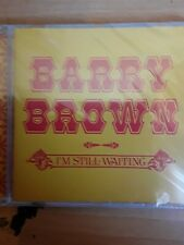 BROWN,BARRY-I`M STILL WAITING CD NEW