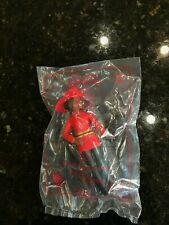 2019 McDonalds Happy Meal Toy #6 Barbie Firefighter Sealed NEW