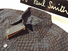 "Paul Smith Chemise Homme 🌍 taille M (tour de poitrine 40"") 🌎 RRP £ 95+ 📮 Abstract Style Imprimer"