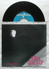 "7"" The Group - American Holland Ps 1984 Jive Records New Wave"