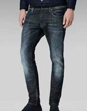 G-Star Raw 3301 Super Slim Jeans Jeans Blue W29 L30 *REF74-25