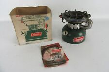 Vintage Working Soleman Sportster Camp Stove
