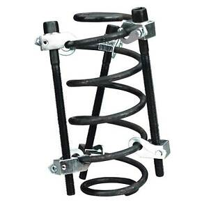 Sealey 3 Piece Coil Spring Compressor Set - Suitable For 1/2 Drive Wrenches