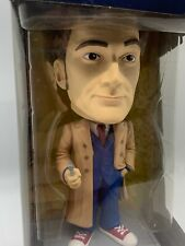 "Doctor Who TENTH DOCTOR 6"" Wacky Wobbler Vinyl Figure - BOBBLE-HEAD FUNKO BBC"