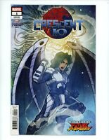 Future Fight Firsts: Crescent #1 (Takeda Future Avengers Cover), NM+, 2019