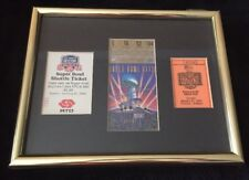 SUPER BOWL 27 XXVII TICKET STUB BILLS COWBOYS