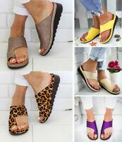 ARRIVAL  Soft Womens Beach Comfy Platform Sandal Shoes US Size 4.5-11 Hot