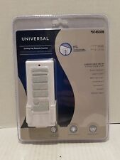 Harbor Breeze Universal Ceiling Fan Remote Control - #40837