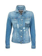 Bogner Jeans JANET Damen Jeansjacke Jacke, Size: S  / Destroyed-Look