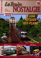 LE TRAIN NOSTALGIE N°18 - La ligne Puteaux Issy-Plaine (inclus DVD)