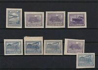 RUSSIA EARLY STAMPS MOUNTED MINT   REF 6794