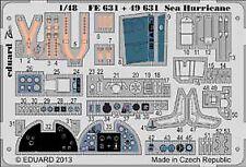 Eduard 1/48 Hawker Sea Hurricane # FE631
