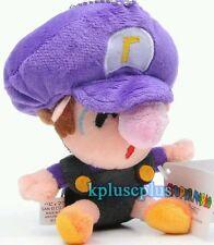 SUPER MARIO BROS. BABY WALUIGI PELUCHE Plush Boo Jr. Daisy Bowser Toad