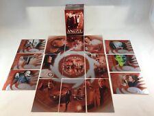 ANGEL SEASON 5 Inkworks 2004 Complete Base Card Set w/ 2 Foil Chase Card Sets