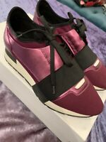 Authentic Balenciaga Runners Uk 4 - Practically New