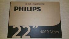 PHILIPS 22PFS4022, 55 cm (22 Zoll), Full-HD, LED TV, 200 PPI, DVB-T2 HD NEU