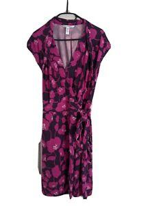 Diane von furstenberg DVF wrap dress Size 18