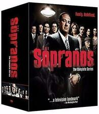 The Sopranos The Complete Series (DVD,30-Disc Box ) New Sealed Fast Delivery