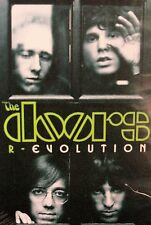 The Doors: R-Evolution NEW! DVD, Performance, Rare Footage, CONCERT,Jim Morrison