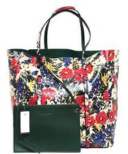 e78653785 New Balenciaga Everyday Floral Lambskin Leather Animation Tote Bag