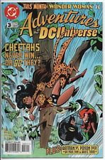 DC COMICS Adventures in the DCUniverse #3 This Month... Wonder Woman June '97 VF