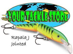 Rapala J13 Jointed Pick Colors & Quantity NIP