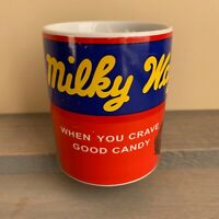 "2003 MILKY WAY ""When You Crave Good Candy"" Coffee Mug By - Galarie Au Chocolat"