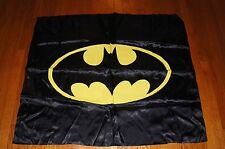 "BATMAN Nylon Wall Hanging ~ Measures 45"" W x 38"" H"
