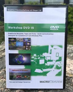 !!NEU!! Casablanca Workshop-DVD 15  - 3D World - Arabesk 8 - Kreativ-Ecke !!