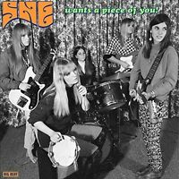 She - Wants a Piece of You [New Vinyl LP] UK - Import