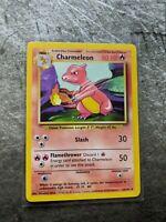 Charmeleon 24/102 Base Set - 1999 Pokemon Card - Near Mint - PSA ?