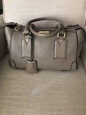New Burberry Handbag Embossed Leather Original Price 2200