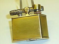 PARKER Beacon Liftarm Pocket Brass Lighter-briquet-briquet-Angleterre