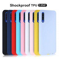 For Samsung S20 Ultra A51 A71 A10S A30S A50S Soft TPU Silicone Shockproof Case