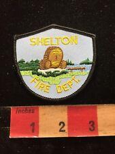 Fire Patch SHELTON FIRE DEPARTMENT 85J