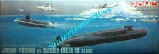Dragon 7003 1 700 Scale JMSDF Yushio VS Soviet Delta III Class Plastic Model Kit