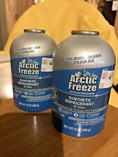 NEW Arctic Freeze Synthetic Refrigerant R-134a  2 - 12 oz Cans Summer Cooling