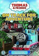 Thomas The Tank Engine and Friends - On Track For Adventure (DVD, 2009)