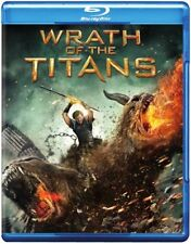 Wrath of the Titans [New Blu-ray] With DVD, UV/HD Digital Copy