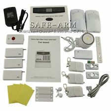 Wireless Home Security Alarm System Auto Dailing home or Office Auto Dialer with