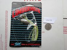 Brothers Bait Co. The Original Lumberneck fishing lure made in Usa (Lot#12479)