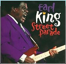 EARL KING  Street Parade CD