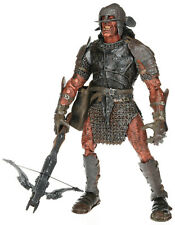 Lord of The Rings Two Towers CROSSBOW URUK HAI Complete Figure LOTR Toy Biz 2003